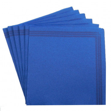 Lot de 20 Serviettes Format 40 x 40 cm Serviettes Papier en Pure Ouate de Cellulose D/écor Traditionnel No/ël Serviettes de Table D/écor/ées Torchon Houx Le Nappage